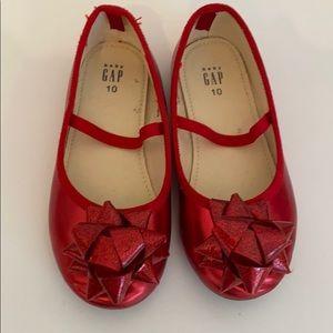 Gap holiday toddler shoes 10